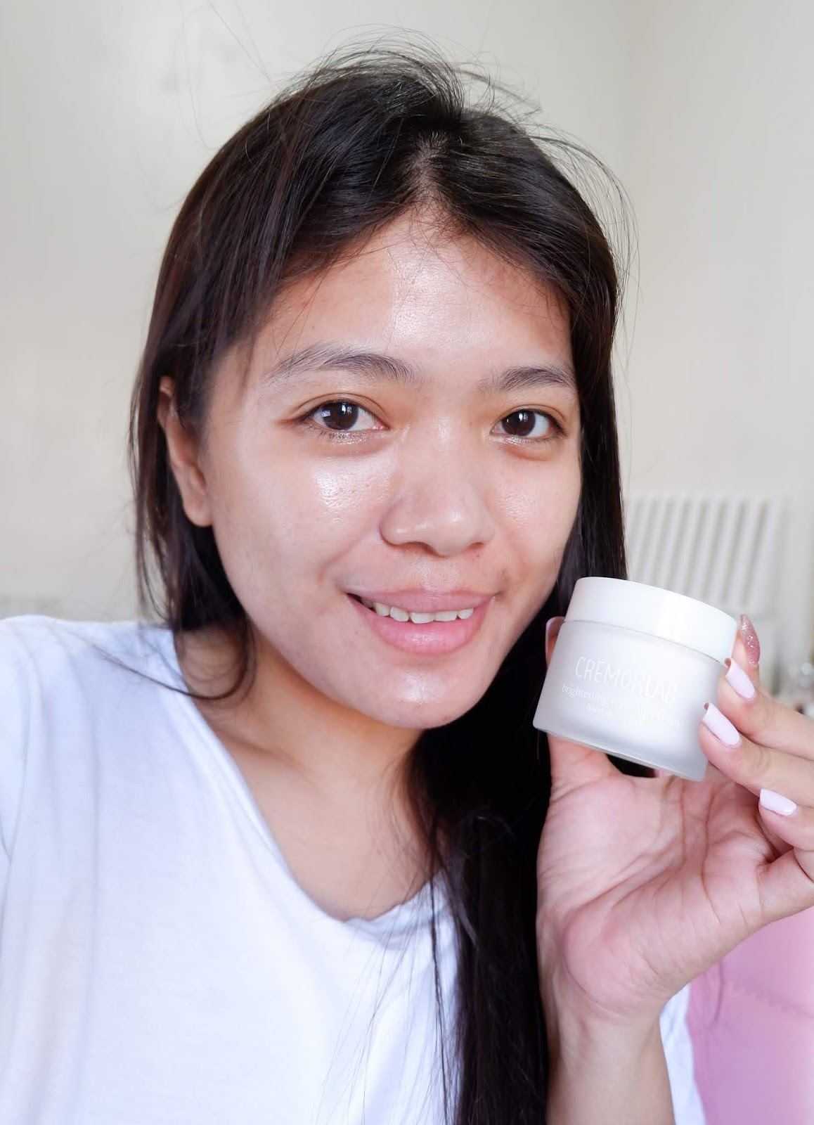 CREMORLAB - BRIGHTENING TONE-UP CREAM REVIEW