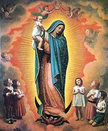 Resultado de imagen para maria madre de los no nacidos