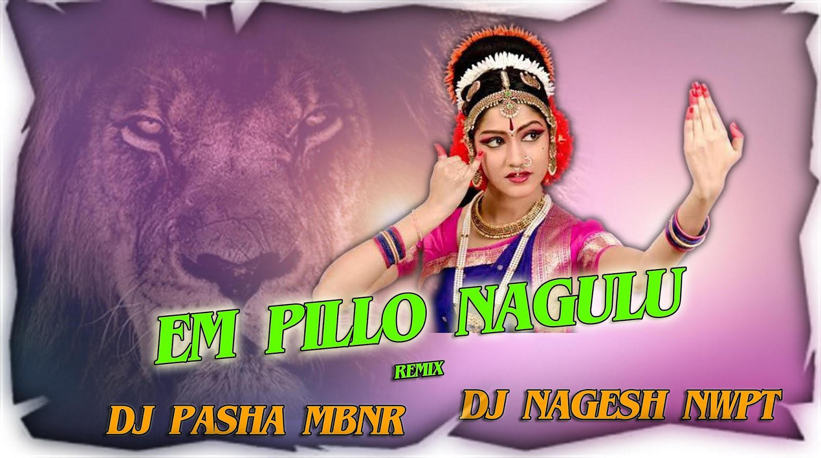 Em Pillo Nagulo Song Remix By Dj Pasha Mbnr & Dj Nagesh Nawapet(www.newdjsworld.in)