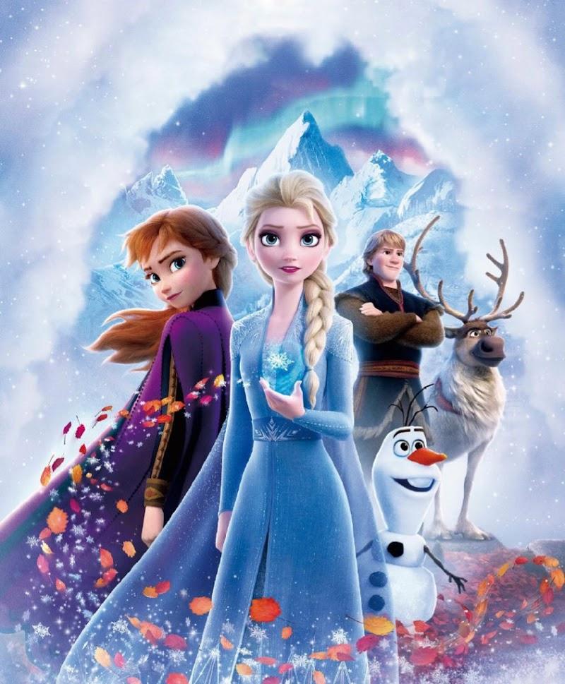 Frozen 2 Membongkar Rahsia Kuasa Elsa serta Keturunan Elsa dan Anna