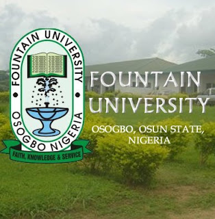 Fountain University Part-Time Degree Form 2020/2021