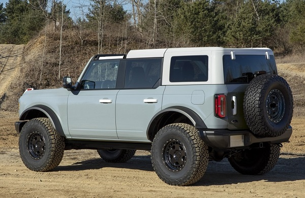 Ford Bronco 4 Puertas 2020