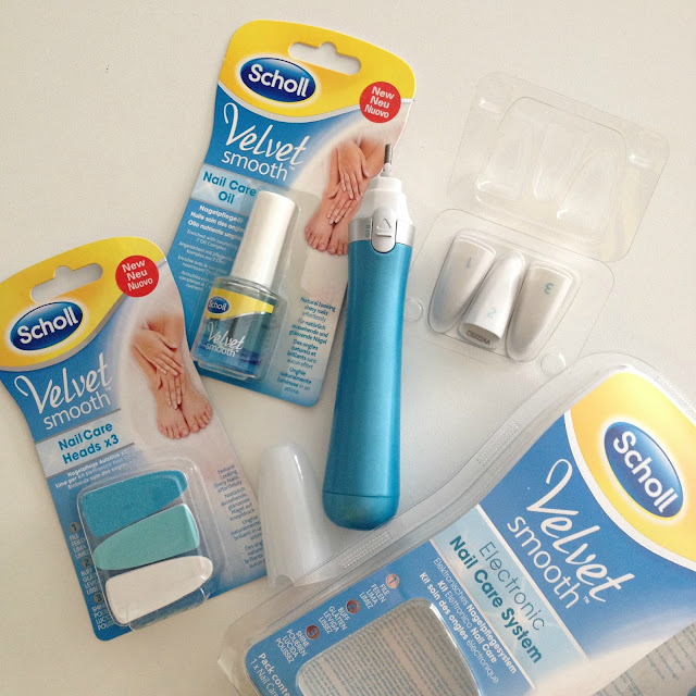 prezzo Scholl Velvet Smooth Kit