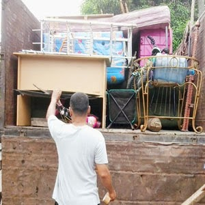 Jasa kiriman barang pindahan di Medan.