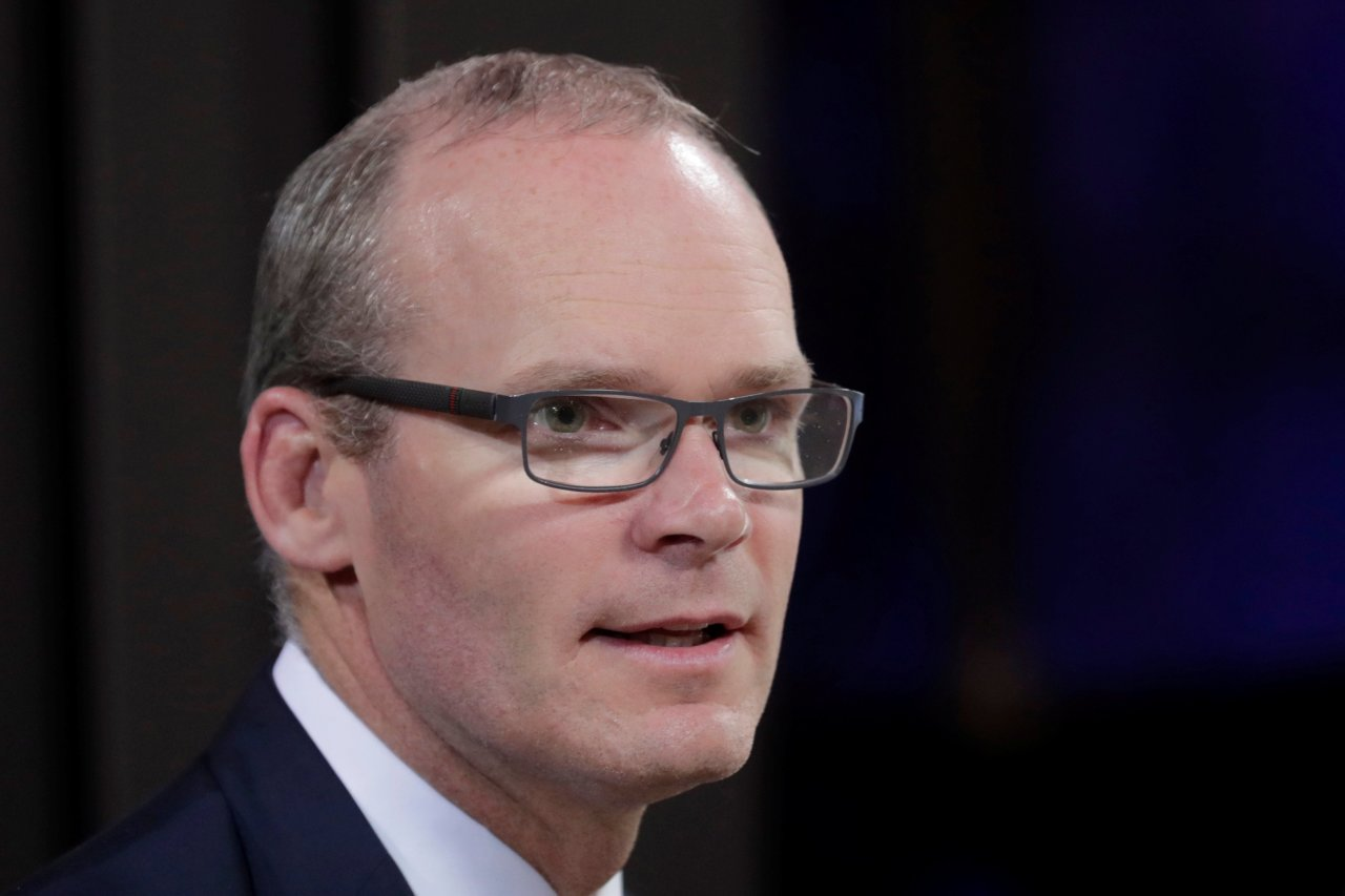 Simon Coveney, Deputy Prime Minister and Foreign Minister of Ireland