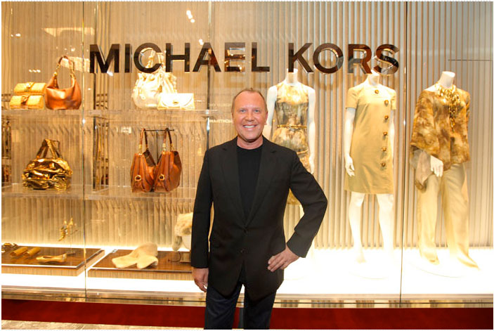 michael kors michael kors history and mission statement. Black Bedroom Furniture Sets. Home Design Ideas