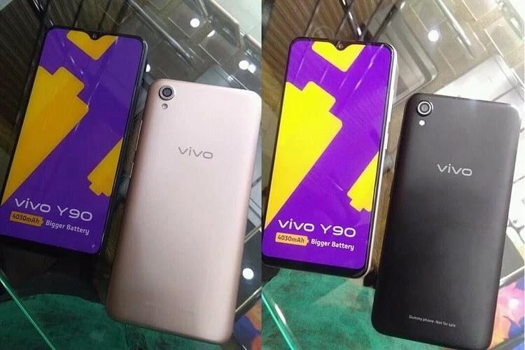 Vivo Y90 Live Images, Specs Leaked
