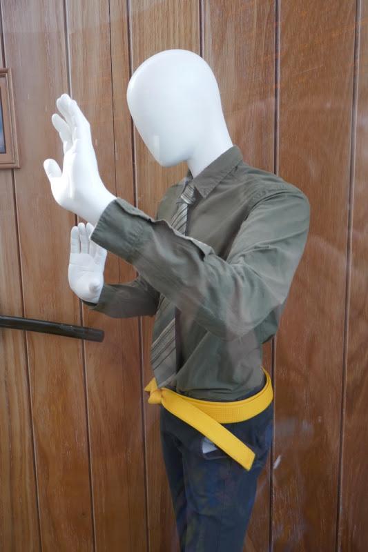 Jesse Eisenberg Art of Self-Defense Casey costume