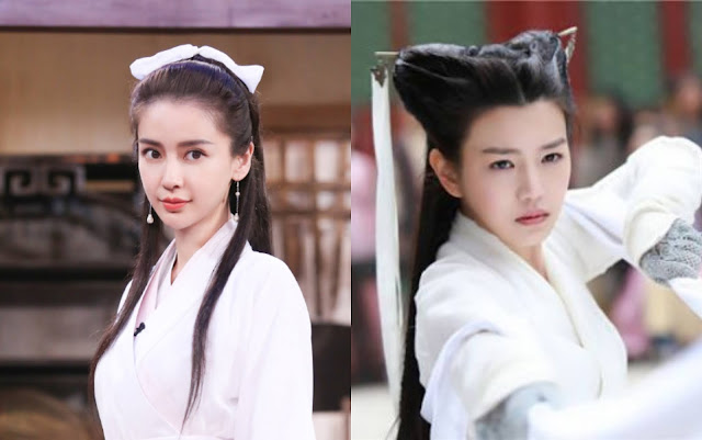 Yu Zheng Who Casted Michelle Chen in His Condor Heroes Remake Regrets Missing Out on Angelababy