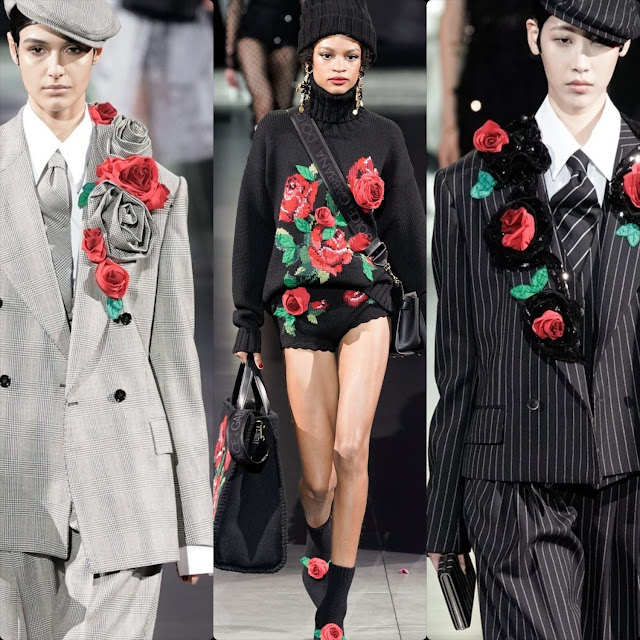 Dolce Gabbana Fall-Winter 2020-2021 Milan Handmade Fatto A Mano by RUNWAY MAGAZINE