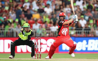 BBL 2019-20 THU vs REN 37th T20I Match