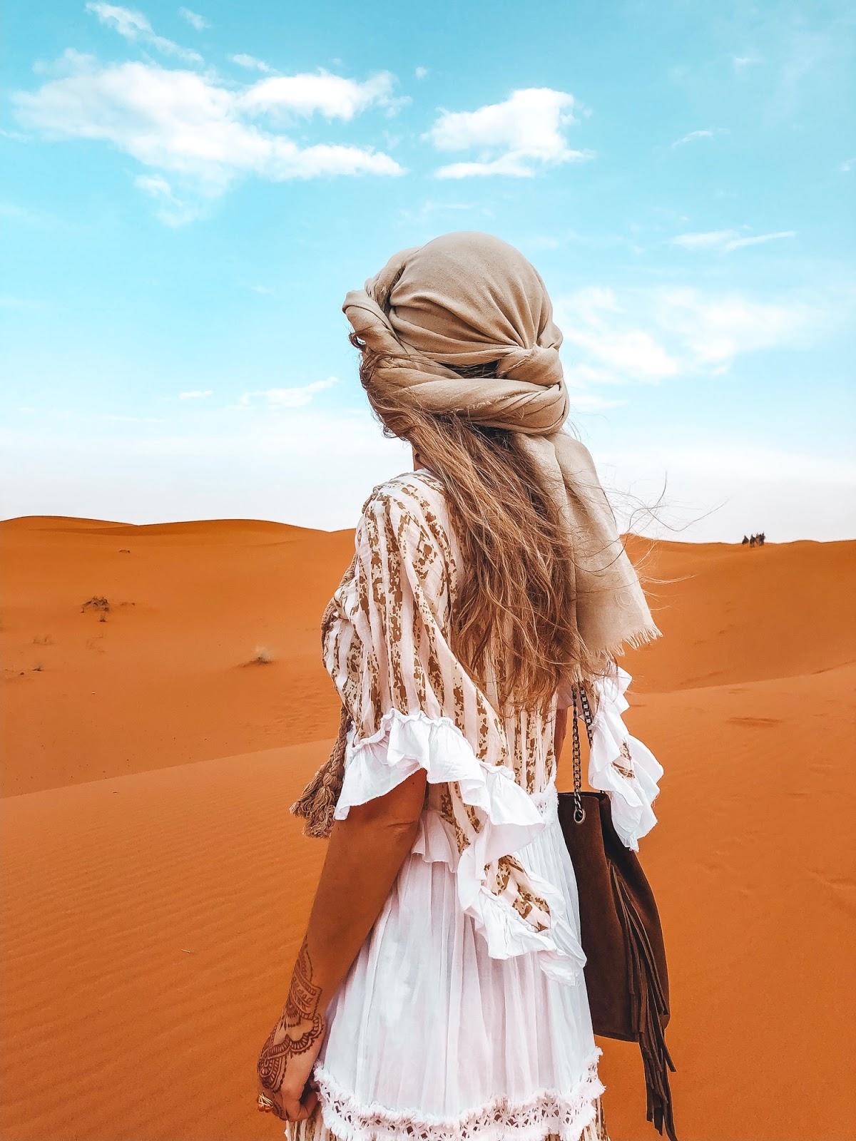 que meto en la maleta viaje a marruecos