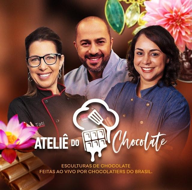 Chocolat Festival Amazônia & Flor Pará | Belém do Pará