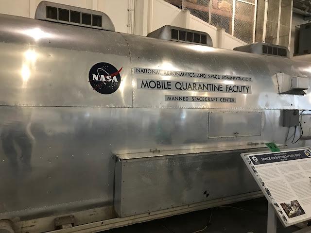 NASA Mobile Quarantine Facility