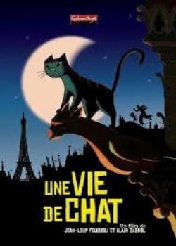 Chú Mèo Ở Paris - A Cat in Paris (2010) | Bản đẹp + Thuyết Minh
