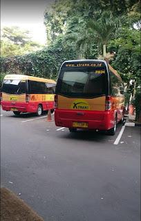 Armada Xtrans Pancoran Jakarta Bandung