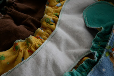 Image: Inside diapers, by MissMessie on Flickr