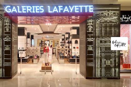 Galeries Lafayette , Department Store Paris yang Hadir Di Indonesia