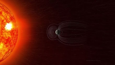 Ανακαλύφθηκε ρήγμα στο μαγνητικό πεδίο της Γης (Photo)