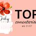 Top Comentarista: Julho 2018