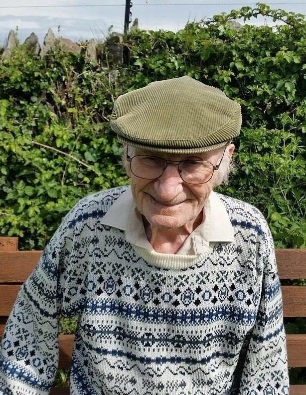 Heanton resident, 90-year-old, Albert (Bob) Hobson