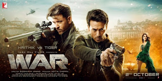 War Budget, Screens & Box Office Collection India, Overseas, WorldWide