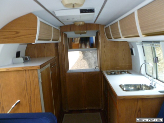 Revolution 1977 Airstream Argosy 20 Motorhome