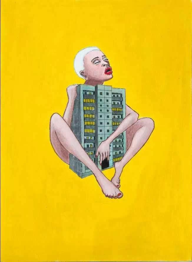 Наивный поп-концептуализм. Sasha Look 9