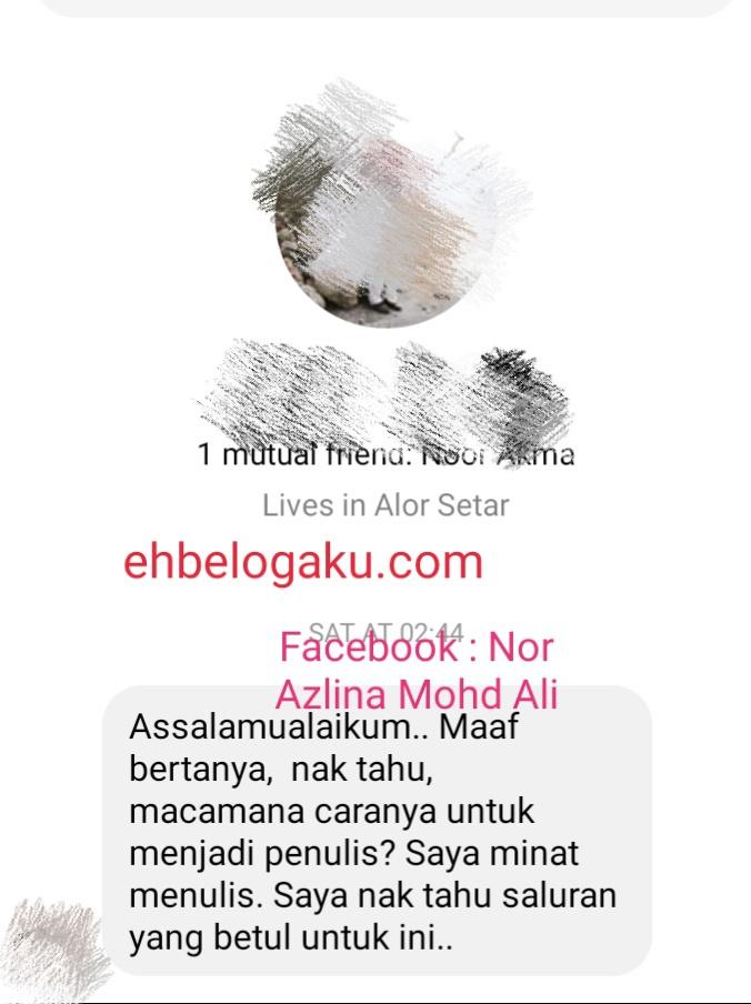 Minat menulis