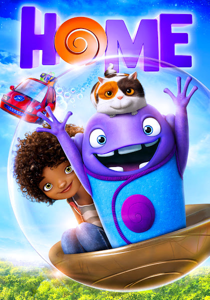 Home 2015 Dual Audio in Hindi Dubbed 720p BluRay
