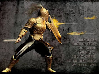 the shied and armor of God