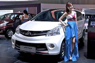 Harga Spart Part Mobil Daihatsu Xenia