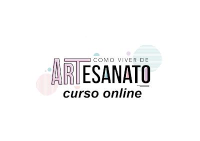 Curso Online Como Viver de Artesanato - Como Vender o Próprio Artesanato?