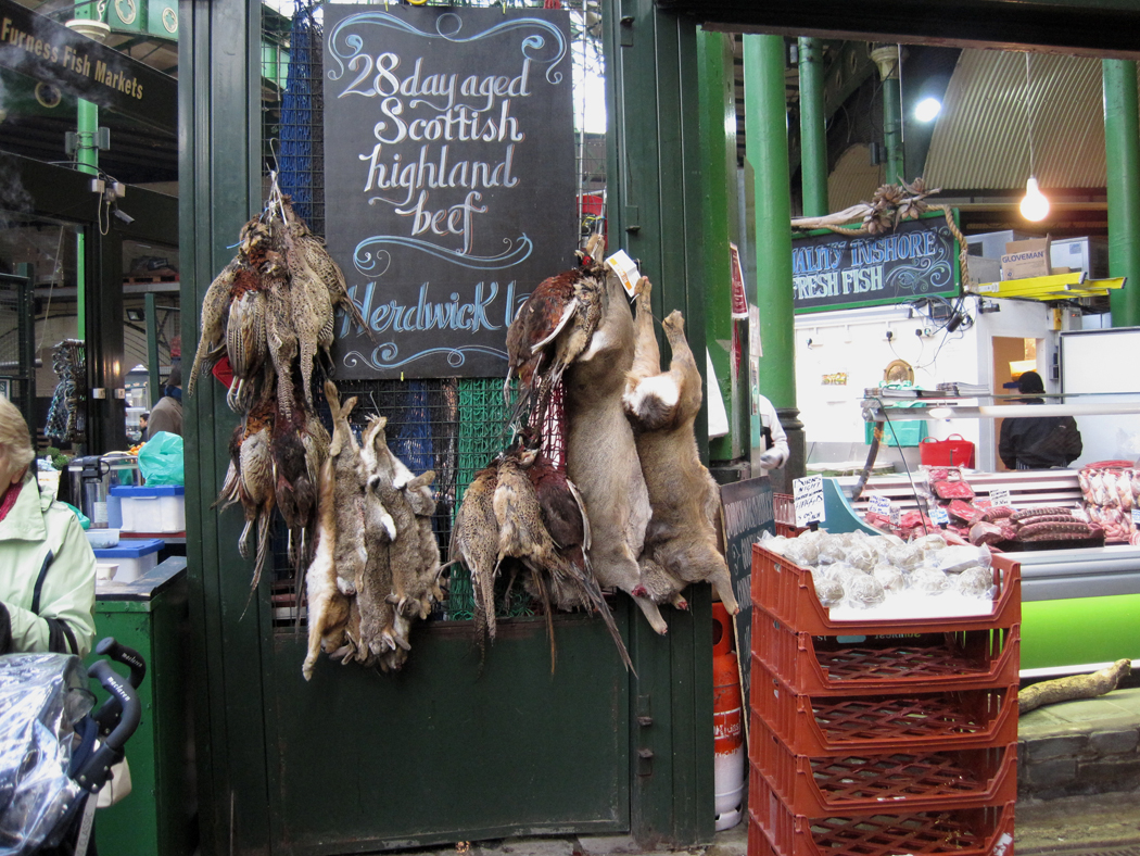 Borough Market Butchers