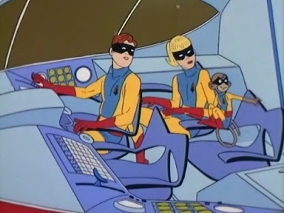 Space Ghost Series Image 1