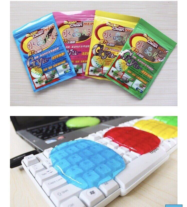 50k - Combo 10 gói gel vệ sinh bàn phím giá sỉ và lẻ rẻ nhất