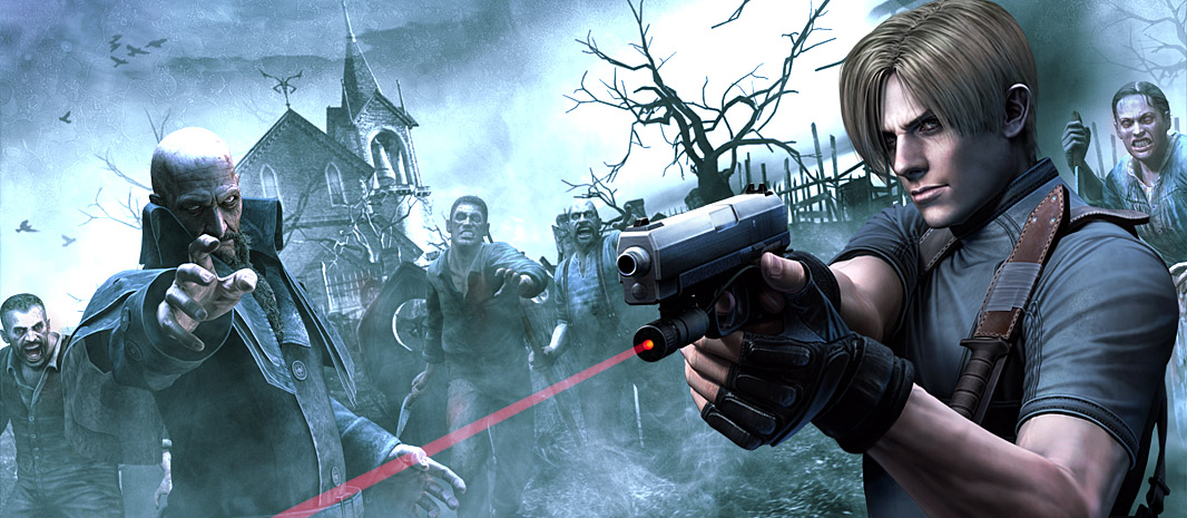 Resident Evil 4 Revisiting A Masterpiece Again The Lan Mob Blog
