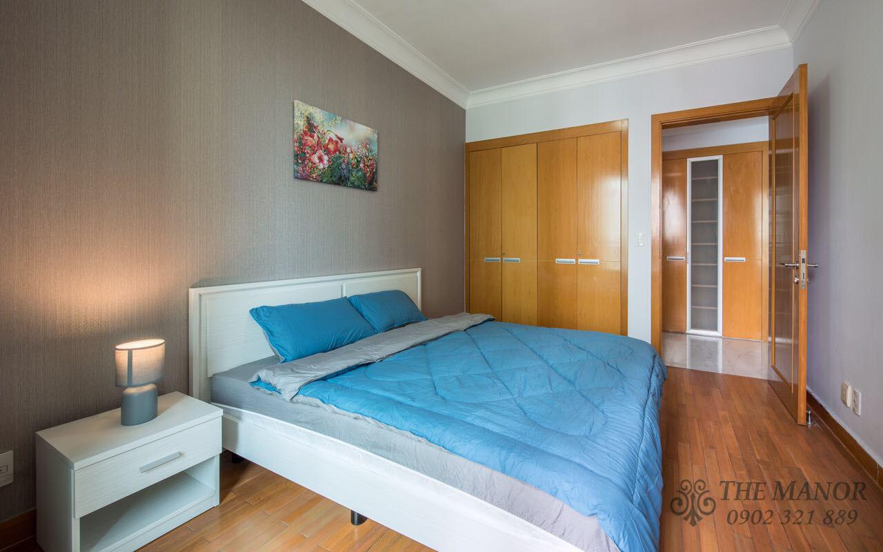 Cho thuê căn hộ chung cư The Manor 2PN - không gian phòng ngủ phụ