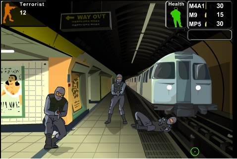 Juegos Flash Online - Spec Ops