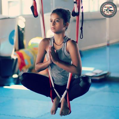 aero yoga niños