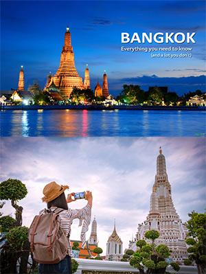 Tour Du lịch Thái Lan 5 ngày 4 đêm – Tặng Massage Thái cổ truyền – Buffet 86 tầng