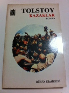 Tolstoy Kazaklar ikinci el kitap satın al