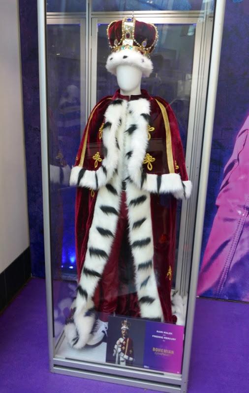 Rami Malek Bohemian Rhapsody Freddie Mercury costume