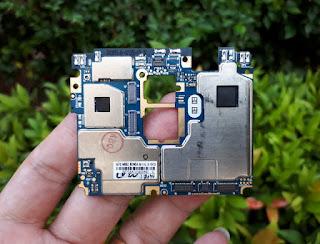 Mesin Blackview BV9000 Pro HD Original Mainboard RAM 6GB ROM 128GB