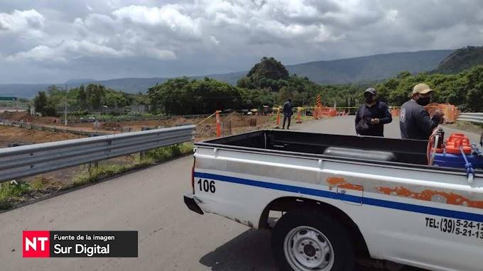 """Ejecutaron a """"El Mike"""" cuando circulaba en su motocicleta a las altura del guardaganado en Tepoztlán"""