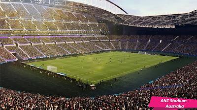 PES 2021 ANZ Stadium