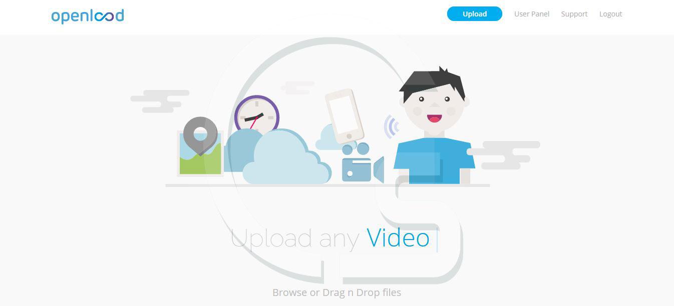 الربح من رفع الملفات و الفيديوهات بديل اليوتيوب