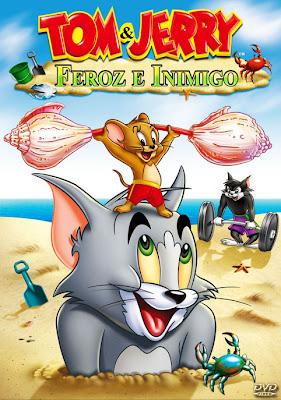 Tom and Jerry: Tough and Tumble Dublado 2012