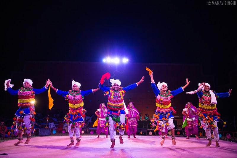 Badhai Folk Dance From Madhya Pradesh