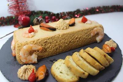Pastel de Marisco - Entrante de navidad y cena de fin de año